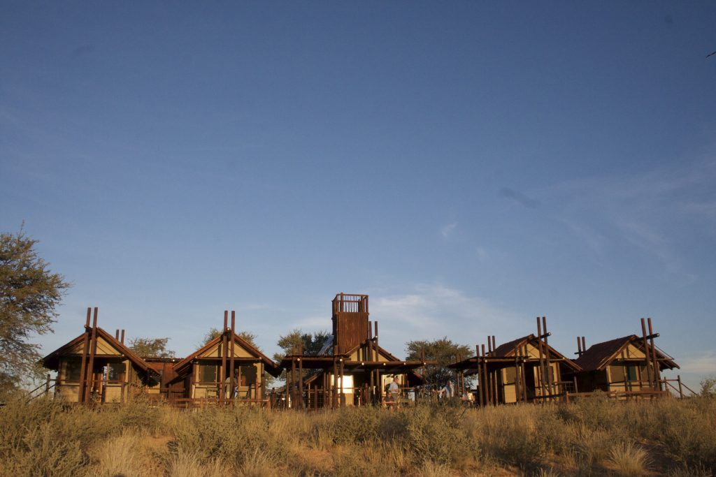 Bitterpan Tented Camp