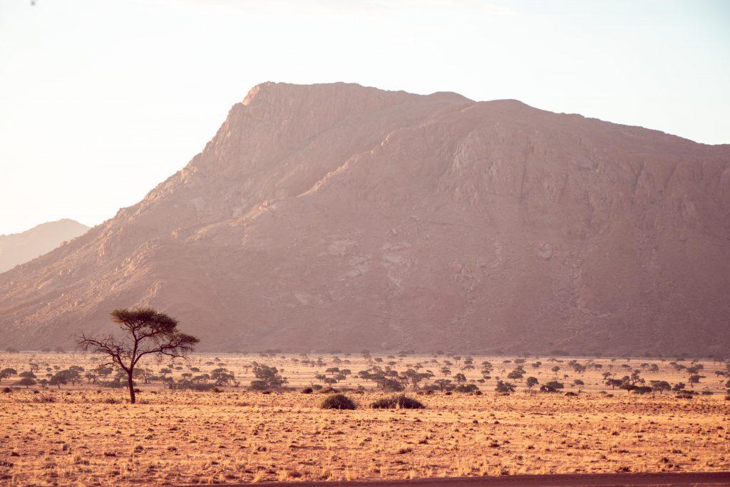 Tiras Mountain at Namtib
