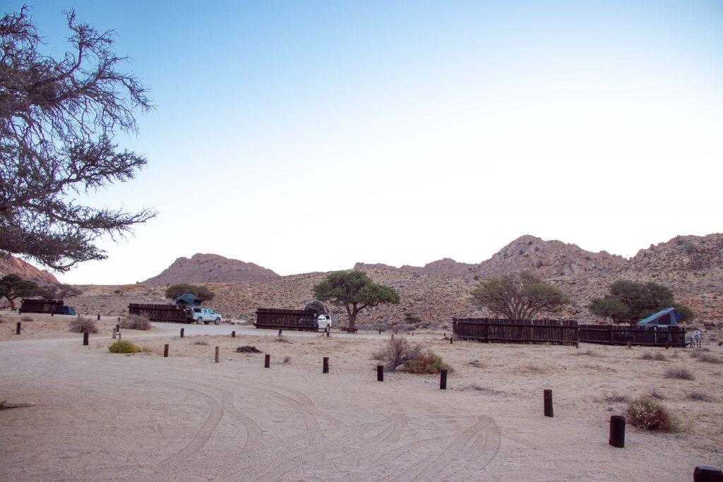 Klein Aus Vista Camp Site
