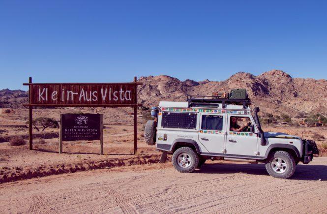 Klein Aus Vista Camping
